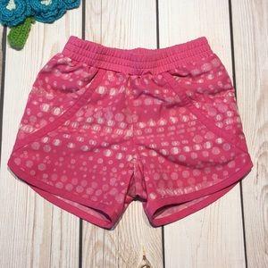 Columbia girl's omni-shade pull on shorts